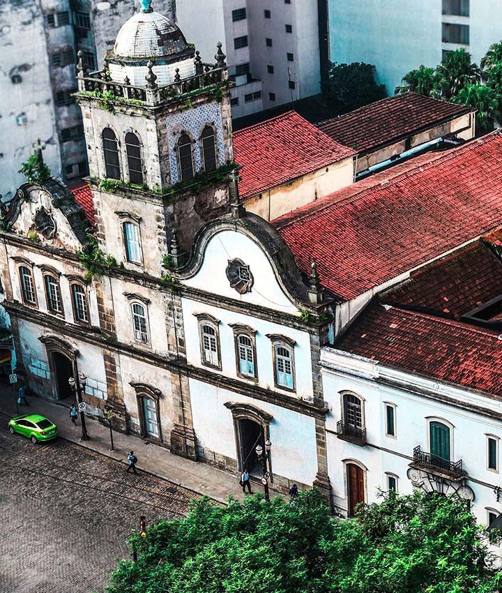 Igreja de Nossa Senhora do Carmo - Santos