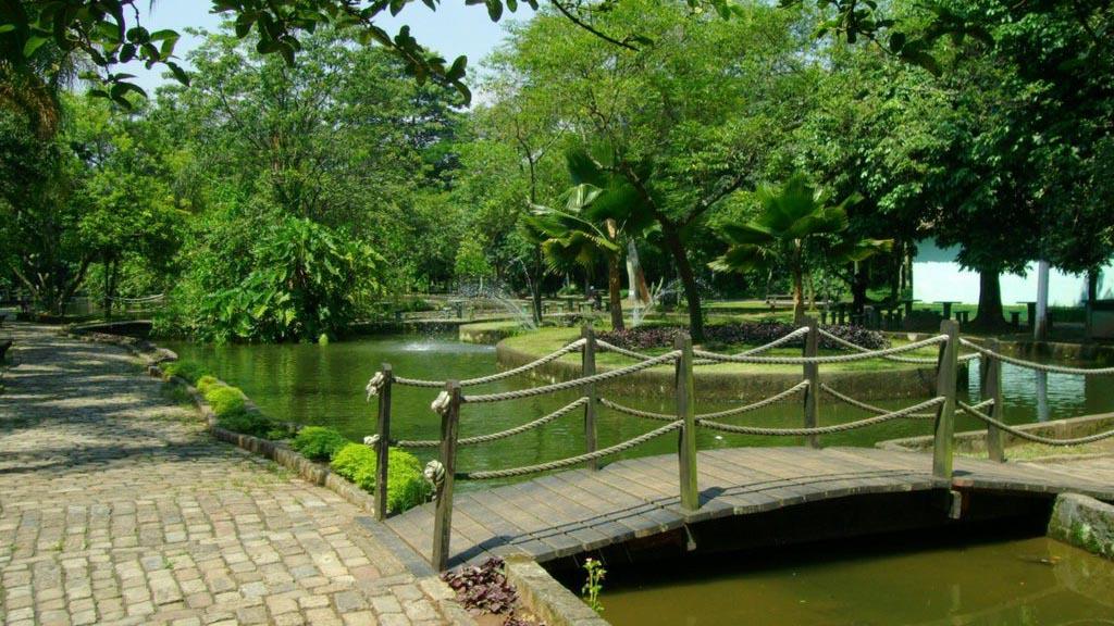 Jardim Botânico de Santos