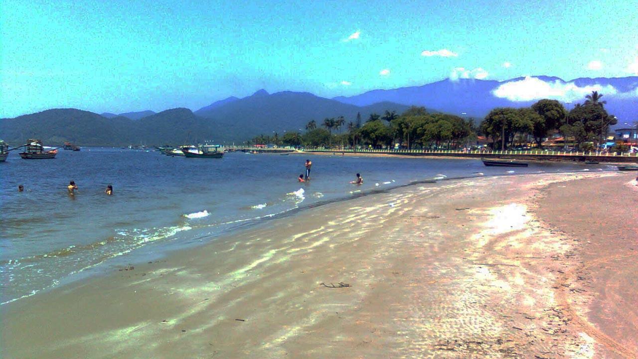 Praia da Enseada - Bertioga