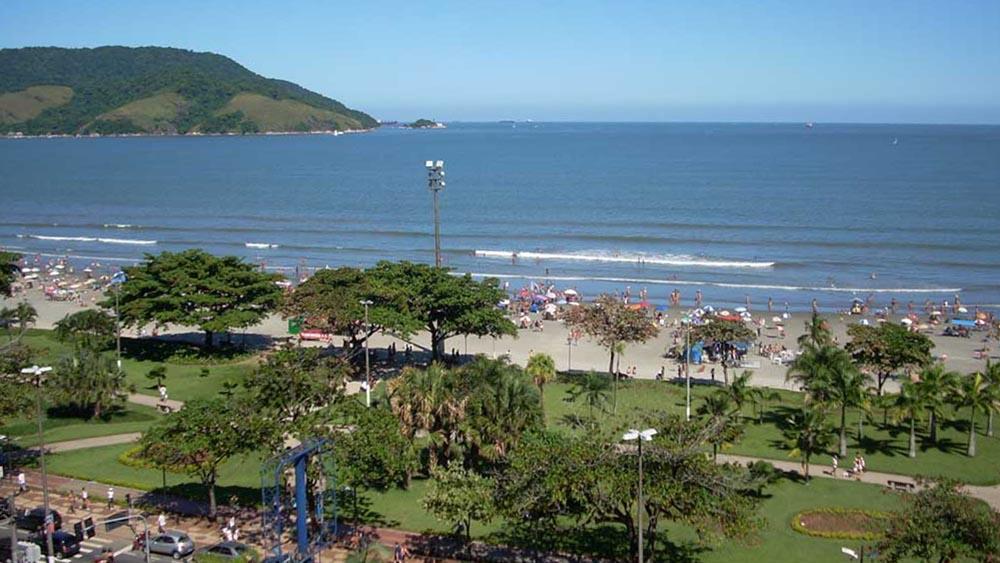 Praia do Embaré - Santos