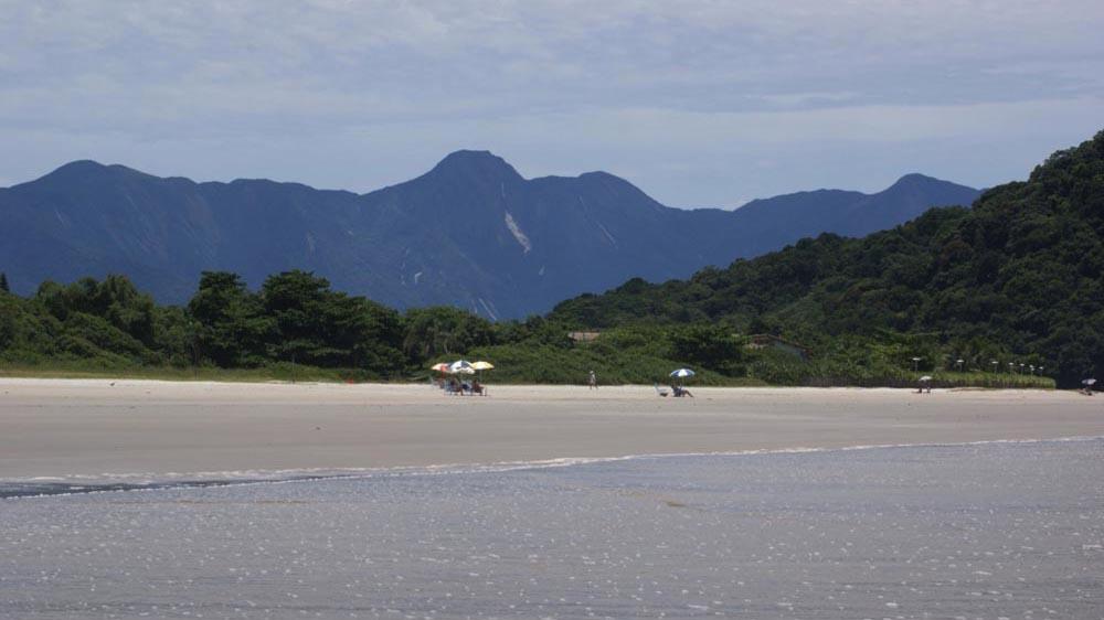Praia Guaratuba Bertioga
