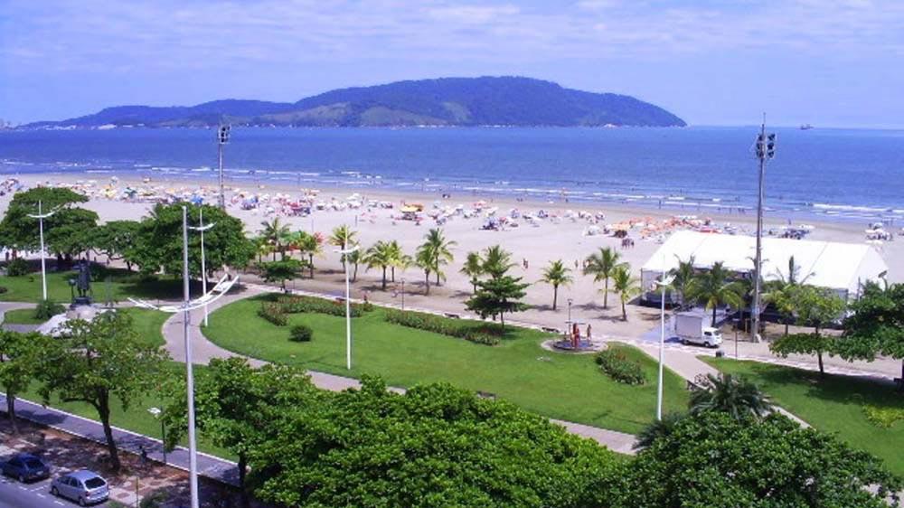 Praia do José Menino - Santos