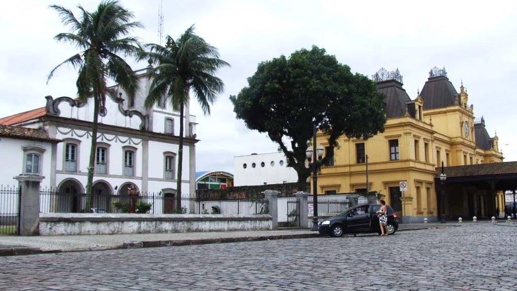 Santuário de Valongo - Santos