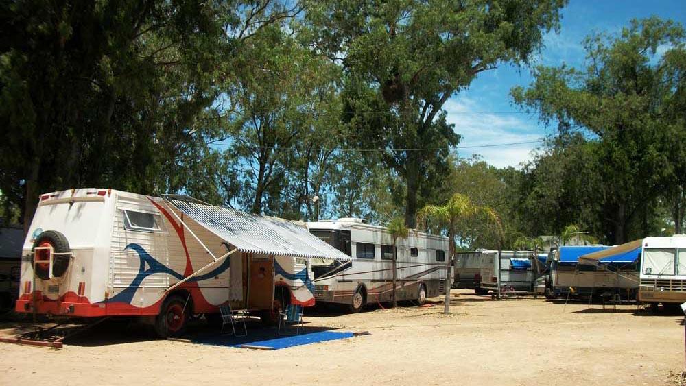 Camping da Lagoa -São Lourenço do Sul
