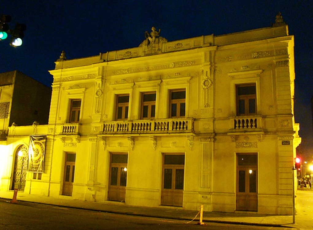 Teatro Guarany - Santos