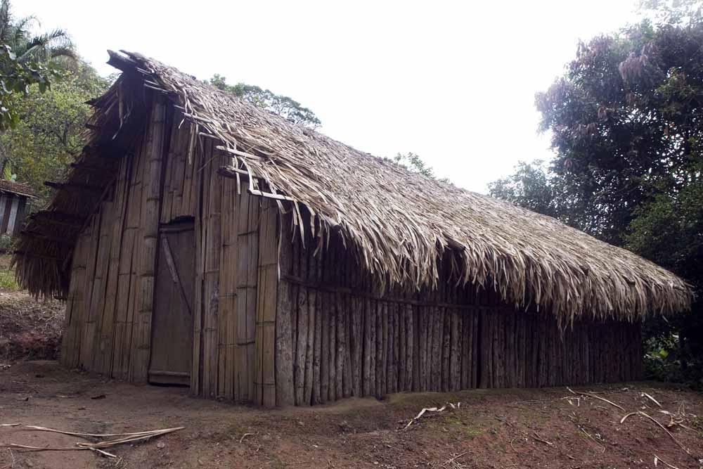 Aldeia indígena de Mongaguá