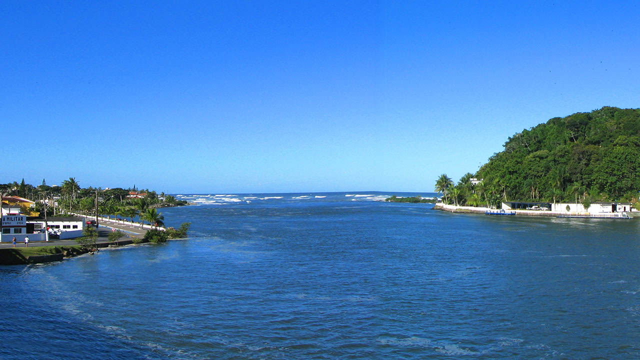 Boca da Barra - Itanhaém