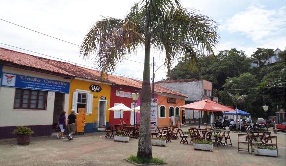 Centro Histórico de Itanhaém