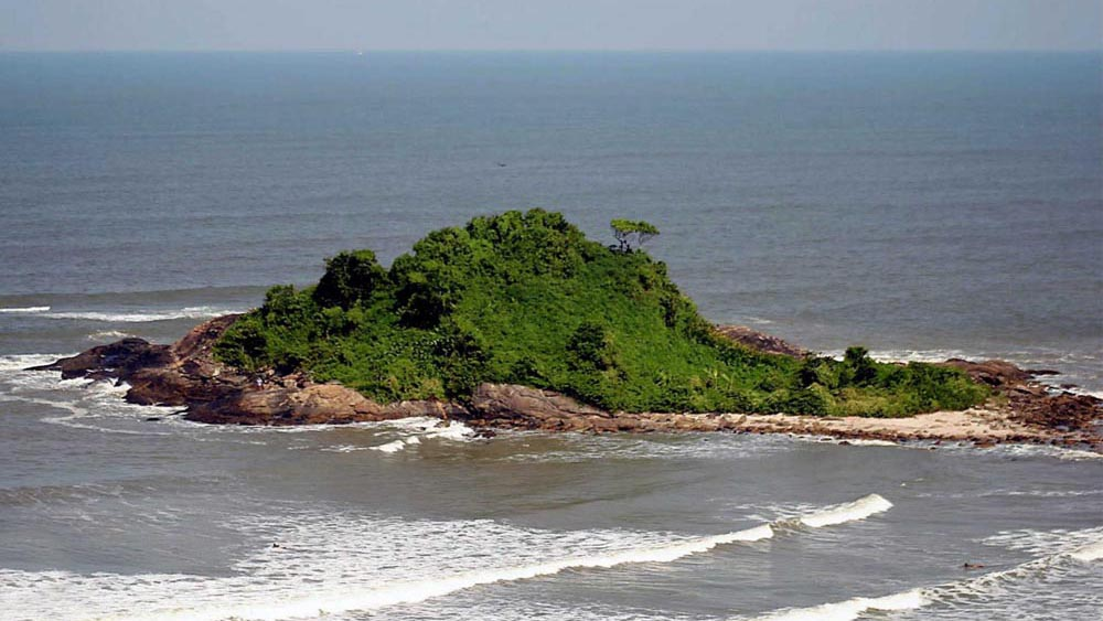 Ilha das Cabras - Itanhaém