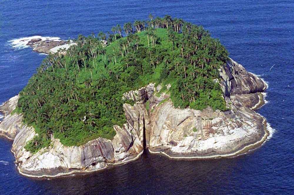Ilha da Queimada Pequena - Itanhaém