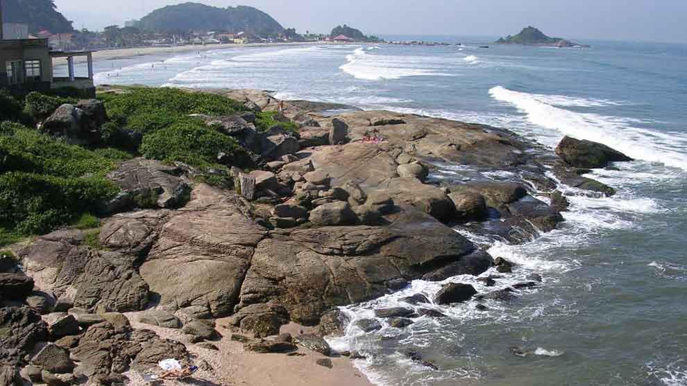 Praia das Conchas - Itanhaém