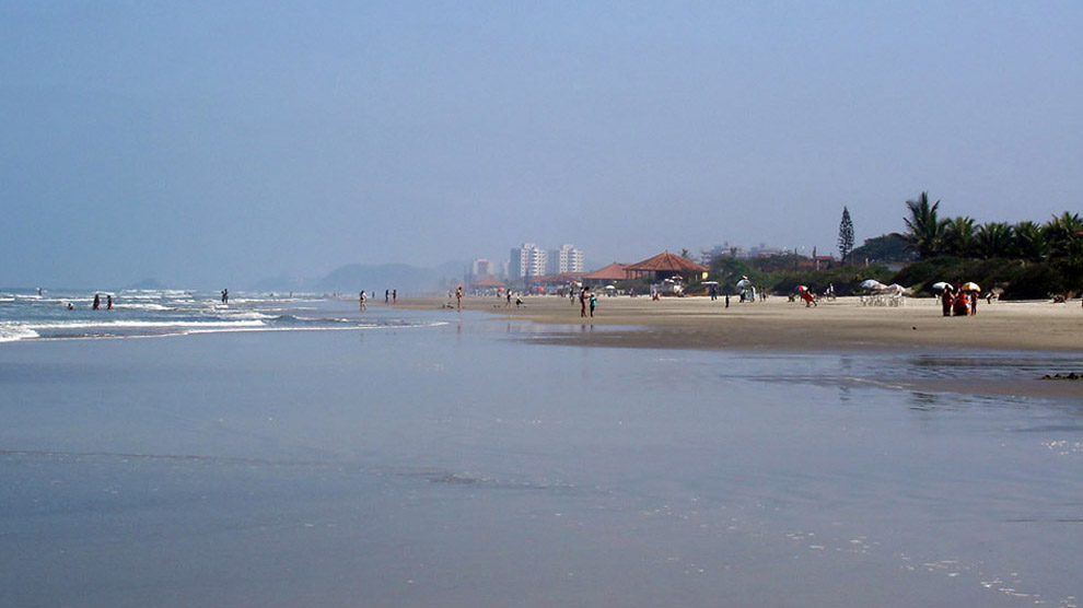 Praia de Suarão - Itanhaém