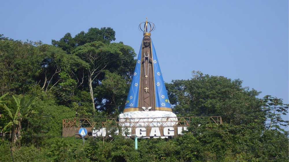 Mongaguá - Mirante Nossa Senhora Aparecida