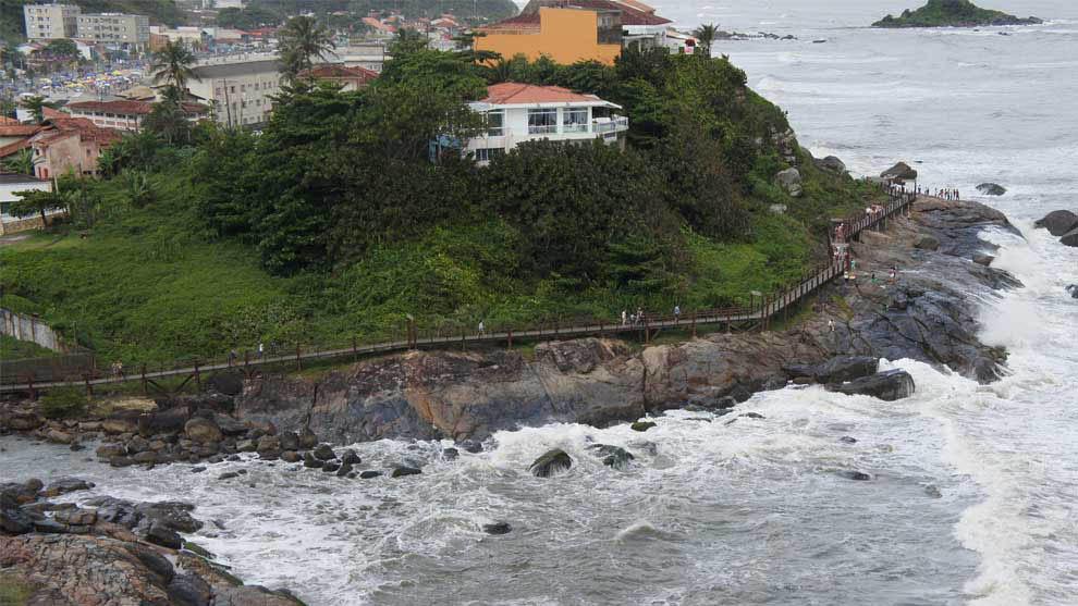 Passarela de Anchieta - Itanhaém