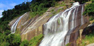 Cachoeira de Água Branca - Ilhabela