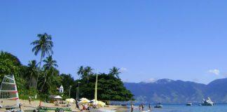 Praia da Armação - Ilhabela