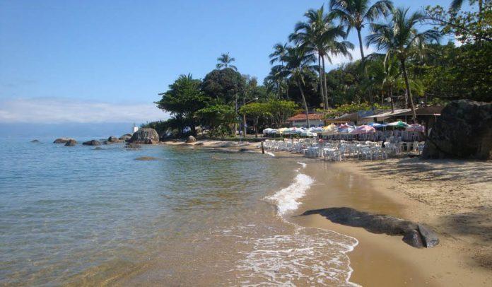 Ilhabela - Praia do Viana