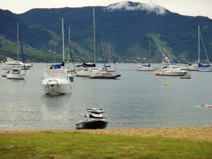 Praia Itaquanduba - Ilhabela