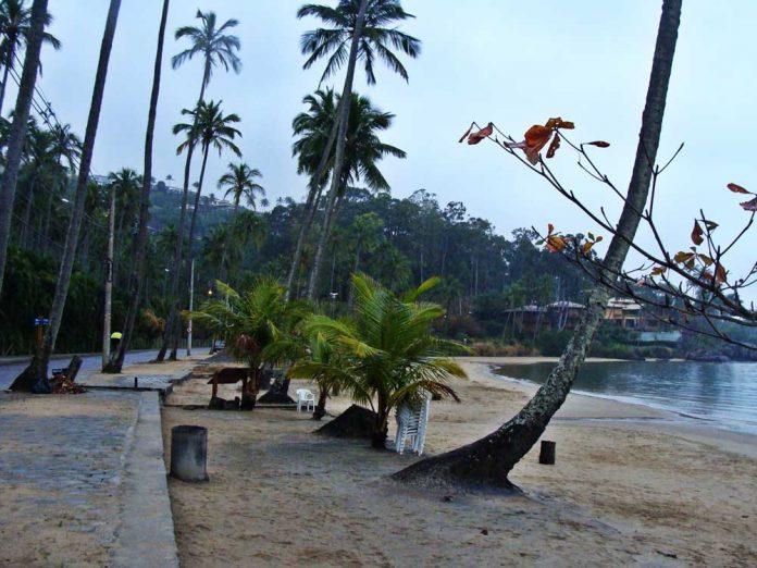 Praia Pedra do Sino - Ilhabela