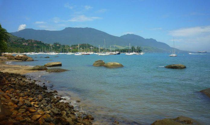 Praia Saco da Capela - Ilhabela