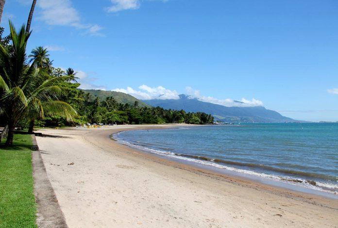 Praia da Siriúba - Ilhabela