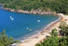 Ilhabela - Praia do Jabaquara