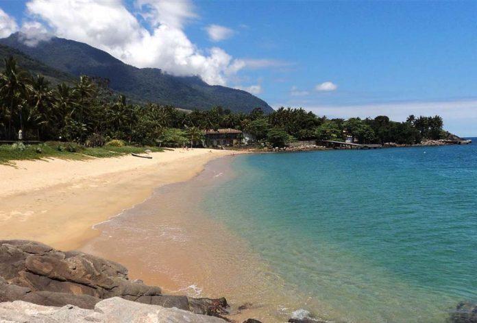 Ilhabela - Praia da Feiticeira