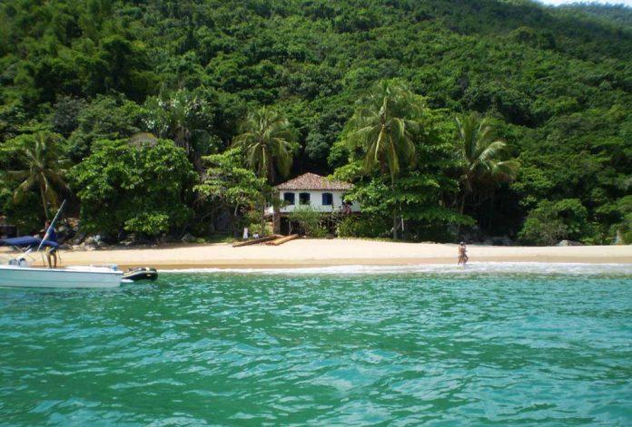 Ilhabela - Praia da Fome