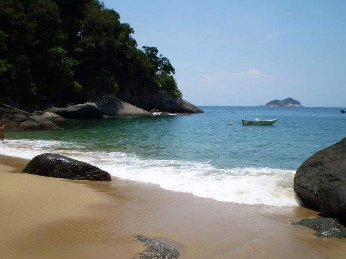 Praia da Guanxuma - Ilhabela