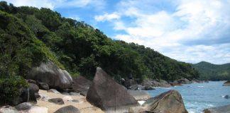 Praia do Gato - Ilhabela