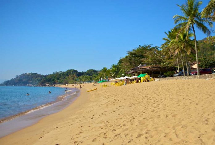 Praia Grande - Ilhabela