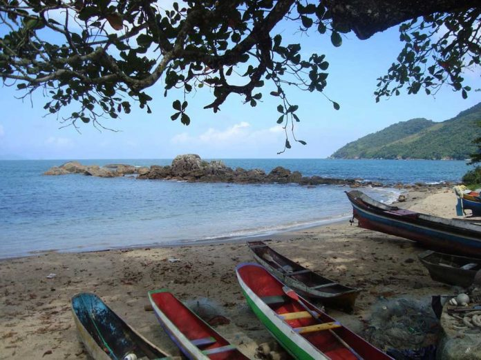 Praia Mansa - Ilhabela