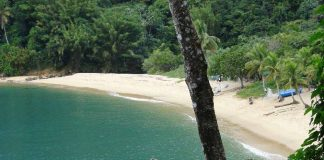 Praia Vermelha - Ilhabela