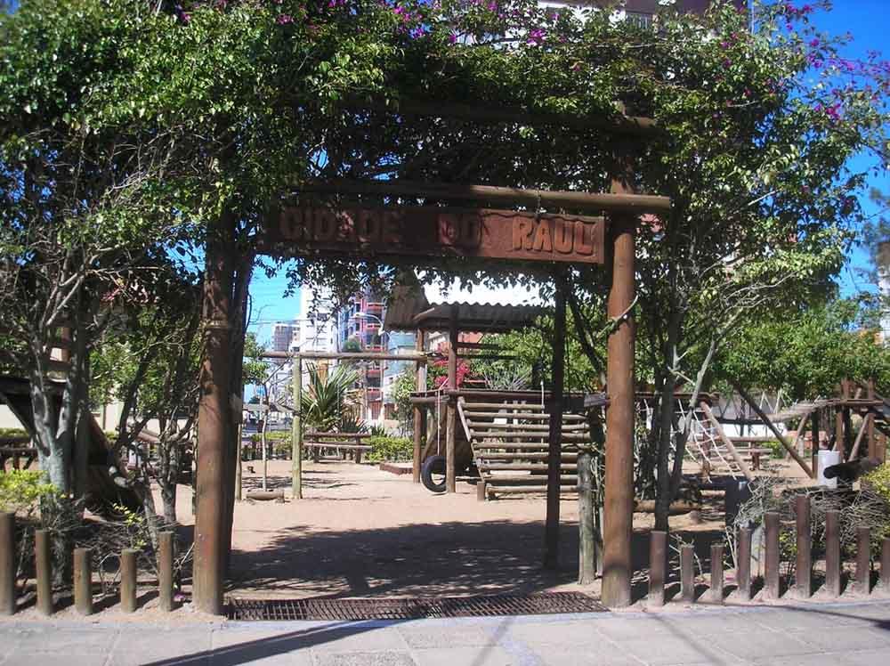 Praça Cidade do Raul - Capão da Canoa