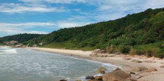 Praia das Bananeiras - Governador Celso Ramos - SC