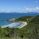 Praia de Ilhéus - Governador Celso Ramos - SC