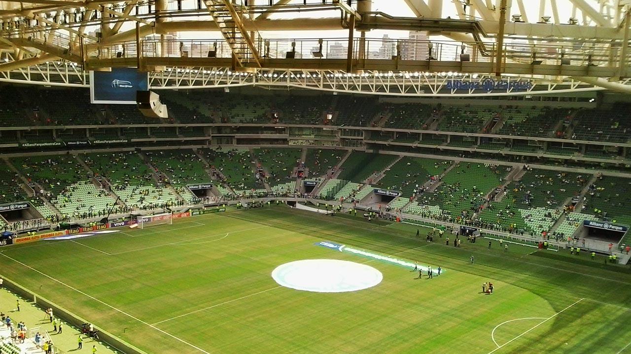 Allianz Parque - Arena Palmeiras