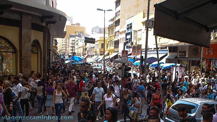Rua 25 de Março - São Paulo