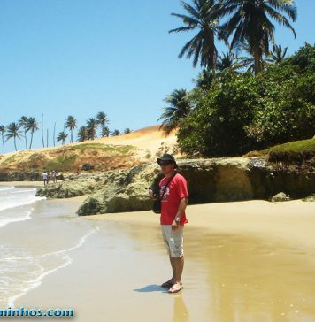 Praia da Lagoinha - Ceará