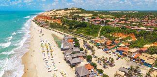 Praia Morro Branco - Beberibe - Ceará