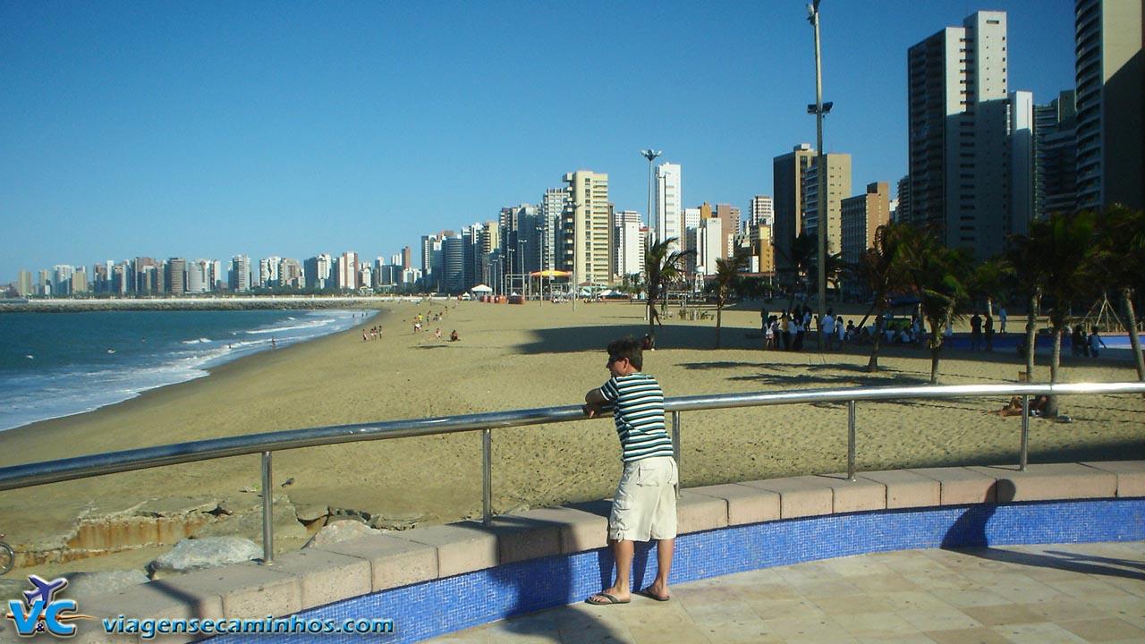 Praia Iracema - Fortaleza