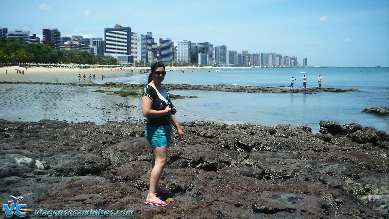 Praia Meireles - Fortaleza