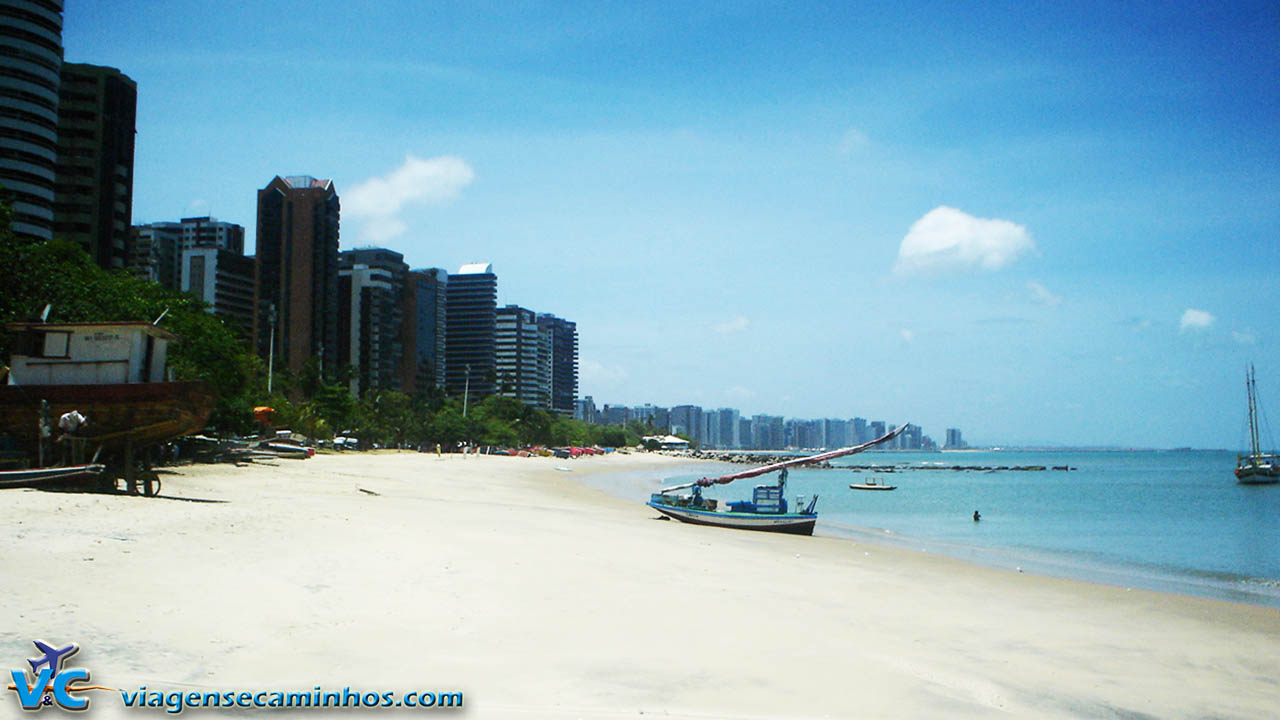Praia de Mucuripe - Fortaleza
