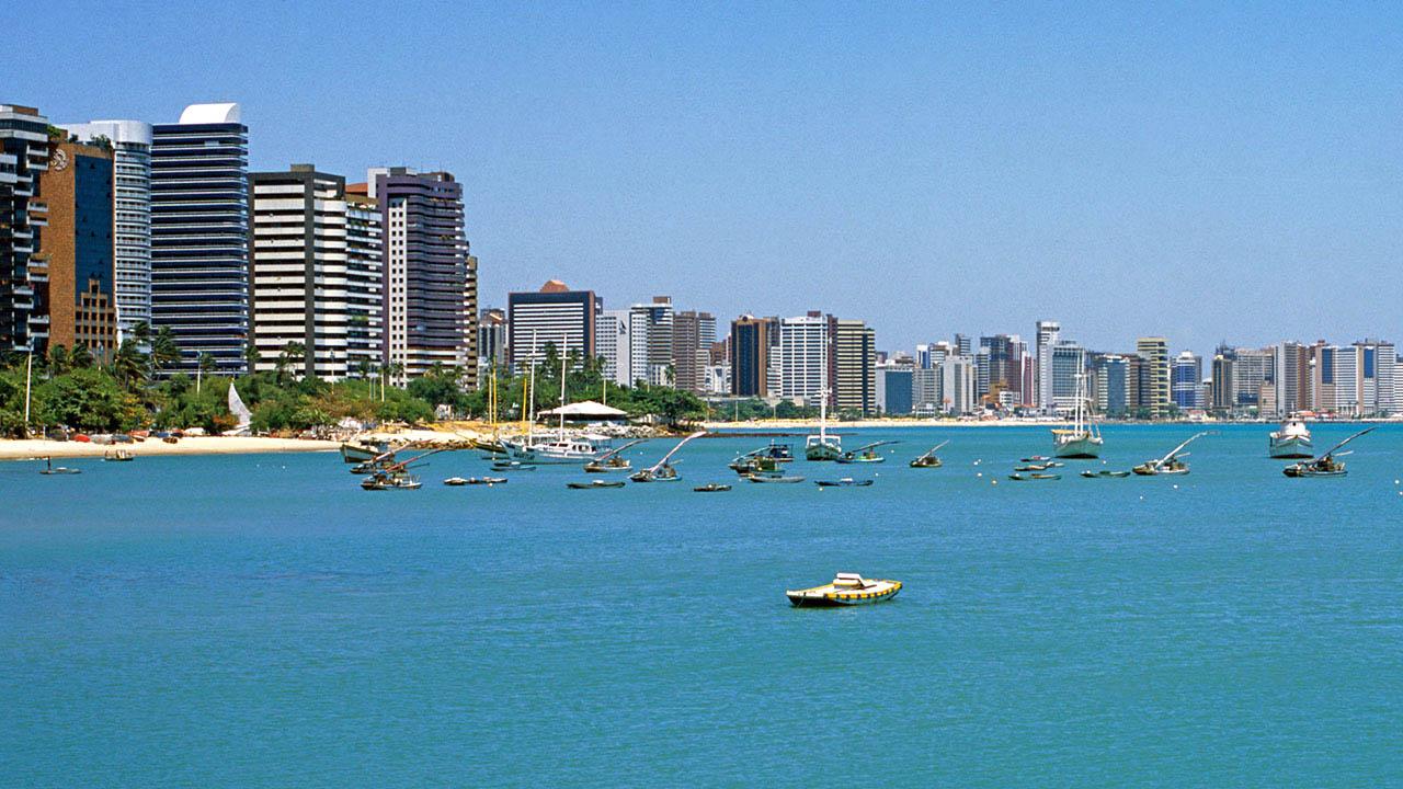 Fortaleza - Praia Mucuripe