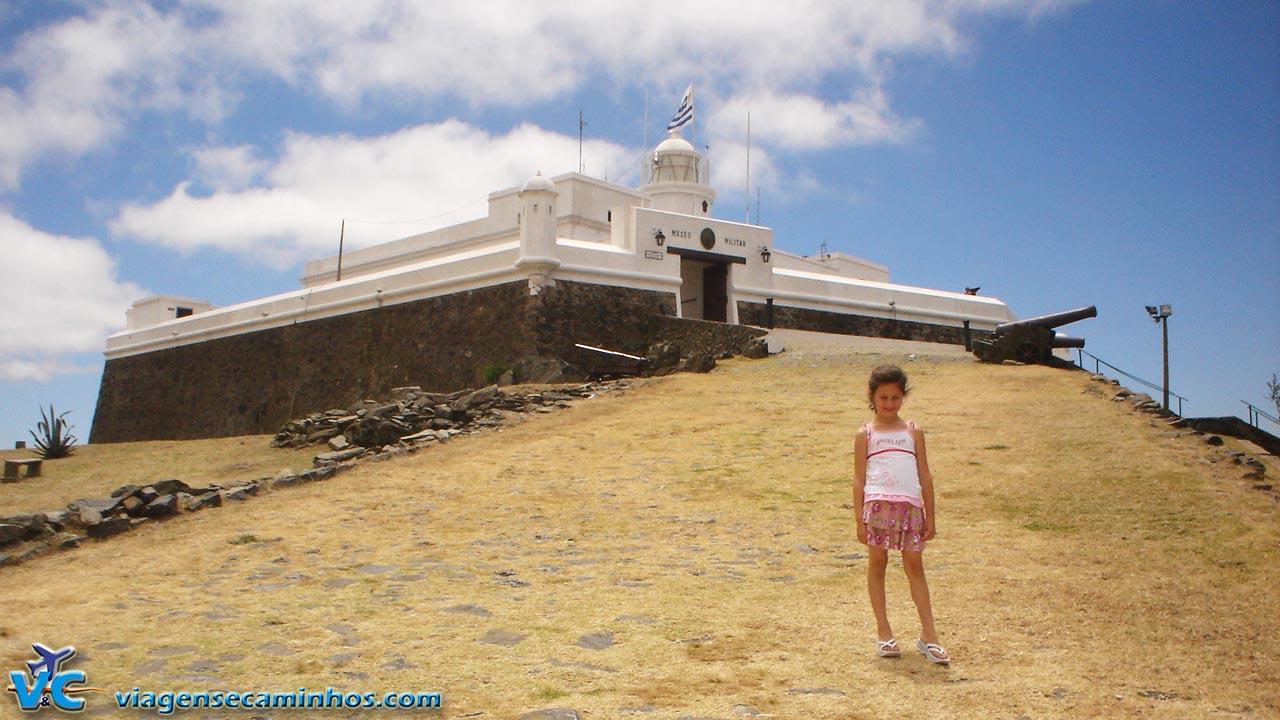 Fortaleza del Cerro - Montevideo