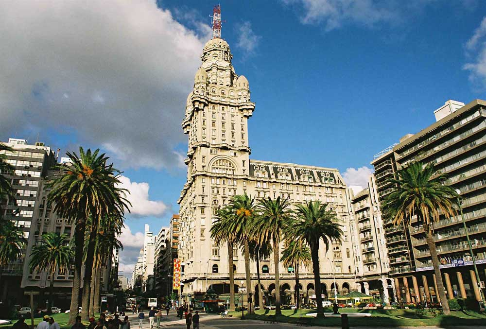 Palácio Salvo - Montevideo
