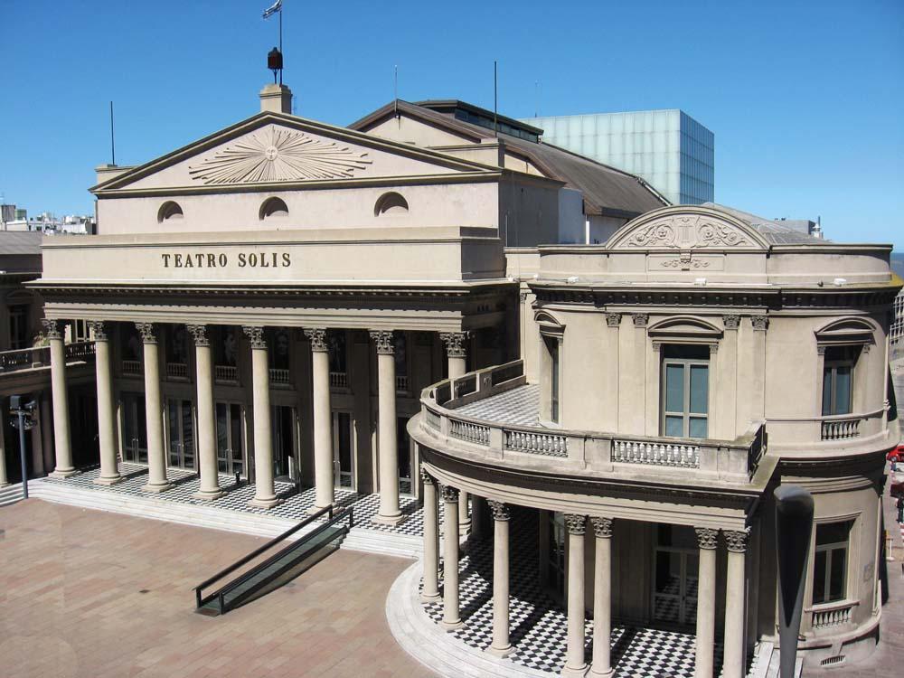 Teatro Solis - Montevideo