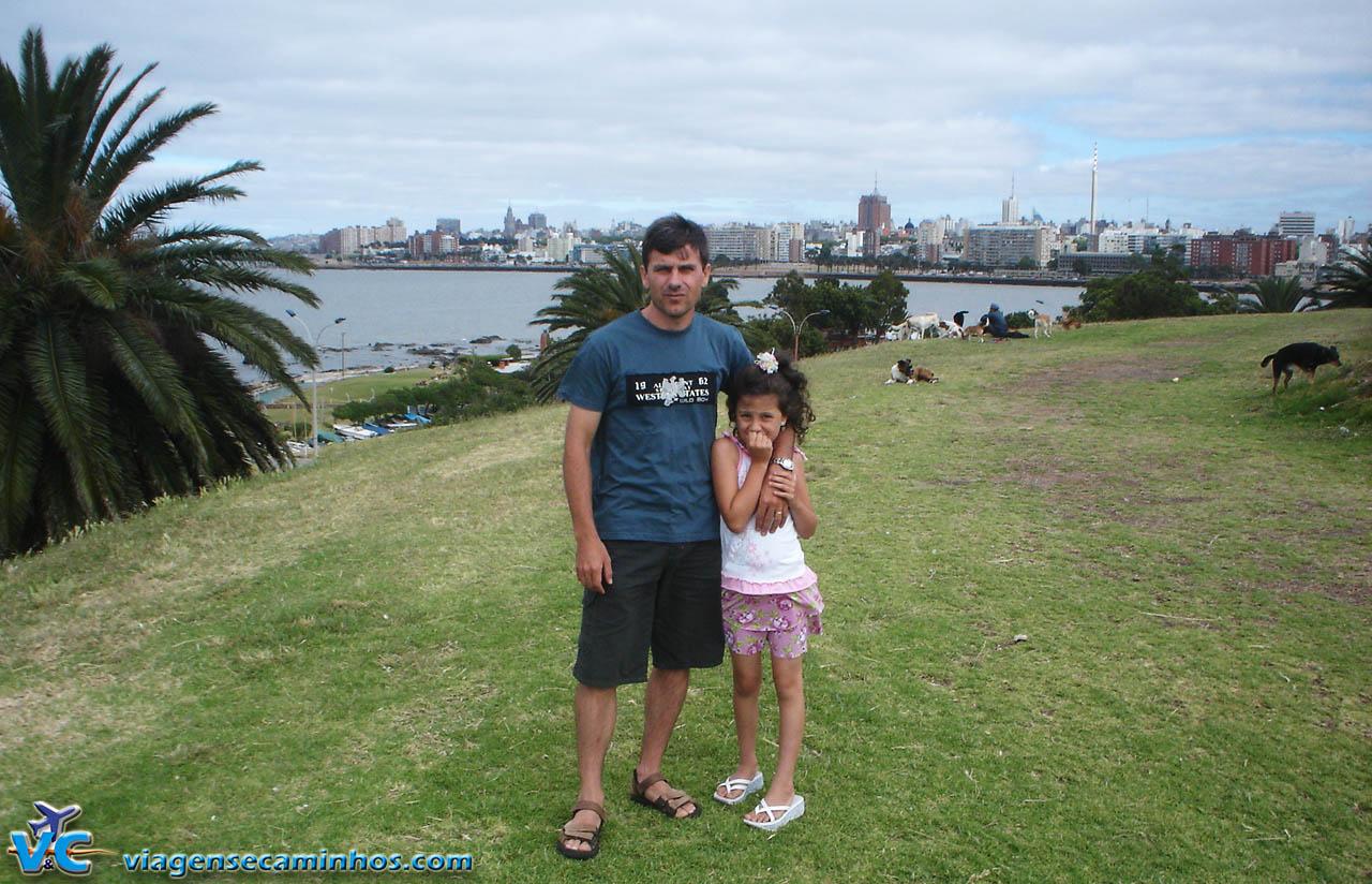 chegando a Montevideo