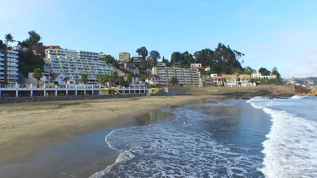 Playa Amarilla - Concón