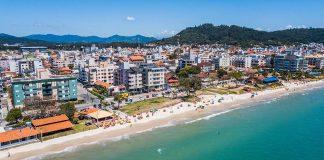 Praia Canasvieiras